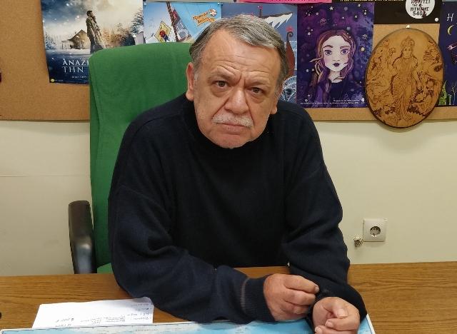 Συνέντευξη του Νίκου Μπελογιάννη στο Umano