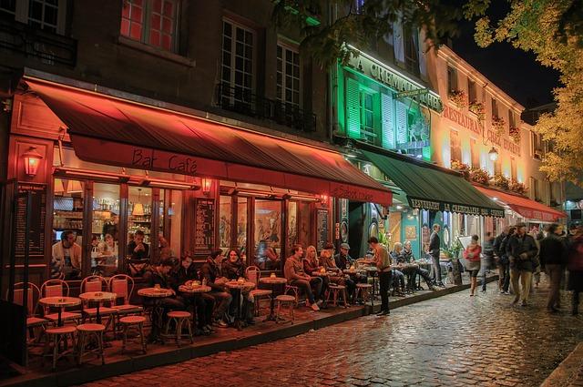 Η γοητευτική Μονμάρτρη των καλλιτεχνών στο Παρίσι