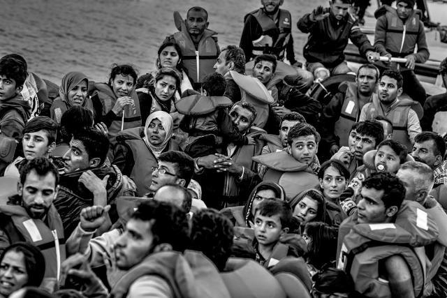 Η Ιταλία υποδέχεται τον φωτογράφο Σταύρο Χαμπάκη