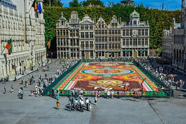 Οι δώδεκα διασημότερες πλατείες στον κόσμο
