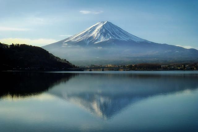 Όρος Φούτζι: Το ενεργό ηφαίστειο της Ιαπωνίας