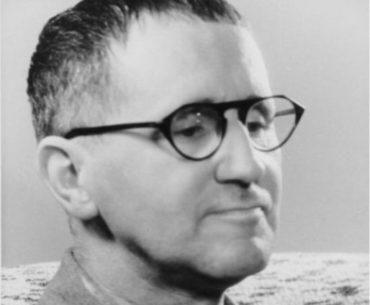 Μπέρτολτ Μπρεχτ: Αποφθέγματα ενός πρωτοπόρου του θεάτρου