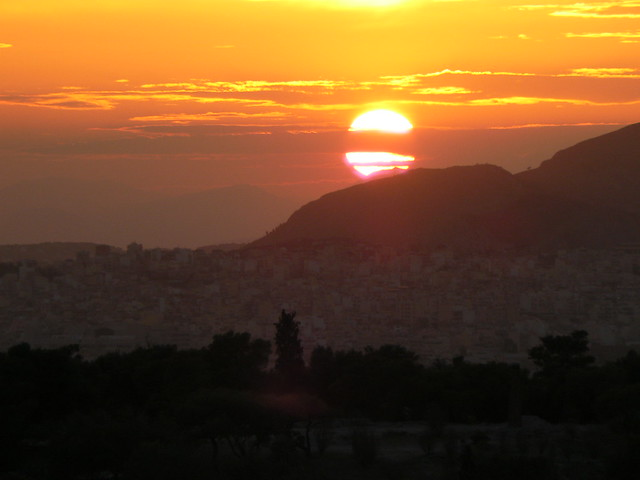 Ηλιοβασιλέματα στην Ελλάδα γεμάτα αναμνήσεις