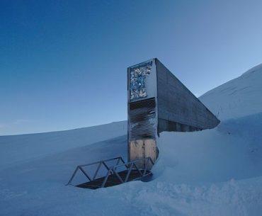 Παγκόσμια τράπεζα σπόρων Σβάλμπαρντ στη Νορβηγία