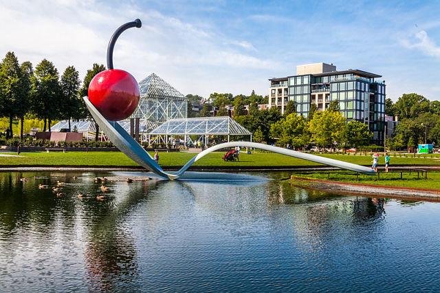 Spoon Bridge and Cherry