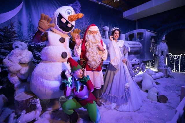 Santa Claus Kingdom στο ΜΕC Παιανίας