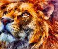 Το παιδί και το ζωγραφισμένο λιοντάρι – Μία ιστορία για το πεπρωμένο