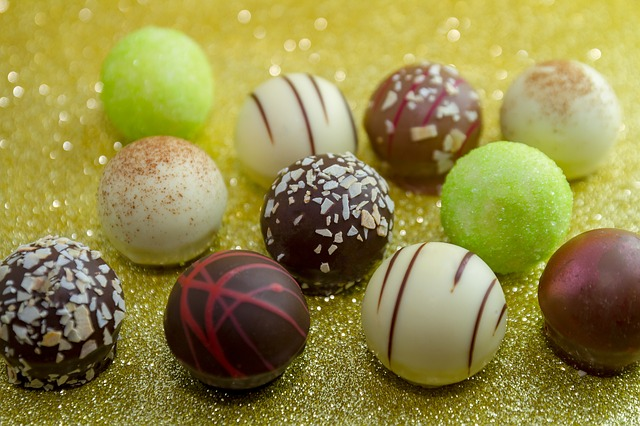 Βελγικά σοκολατάκια, η αποθέωση της γεύσης