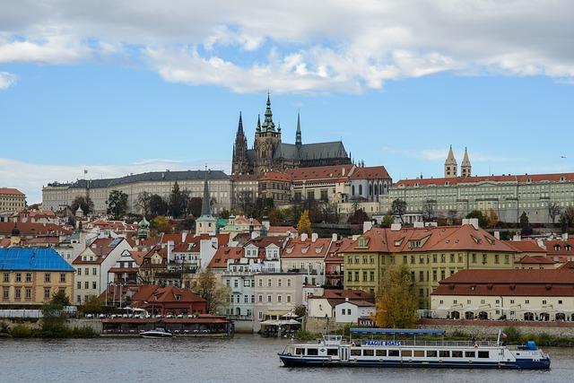 το κάστρο της Πράγας