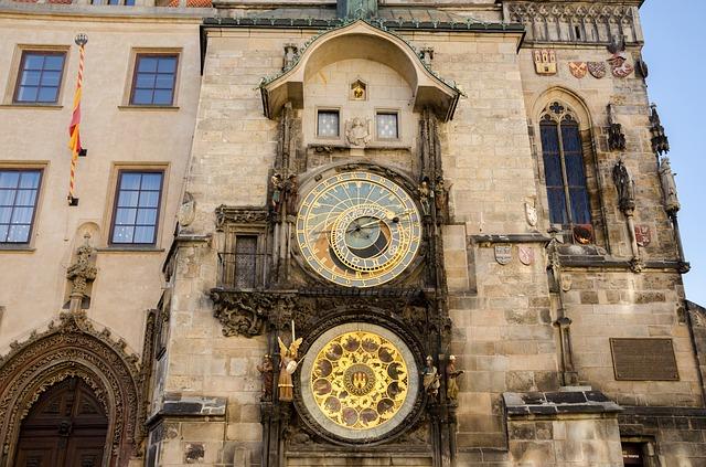 αστρονομικό ρολόι