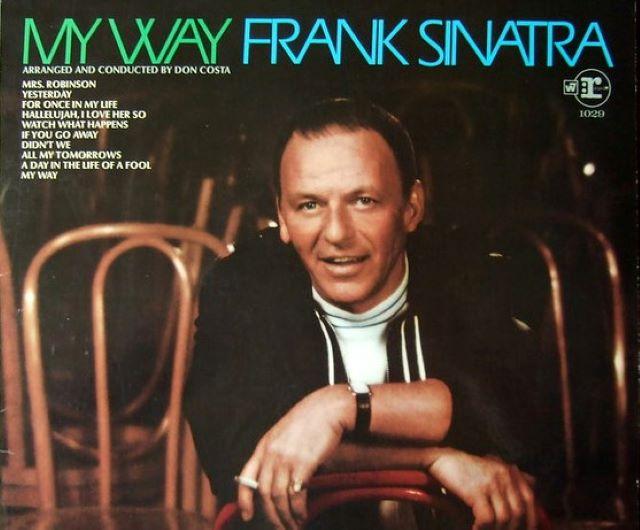 My way: Το τραγούδι που αποθέωσε ο Φρανκ Σινάτρα