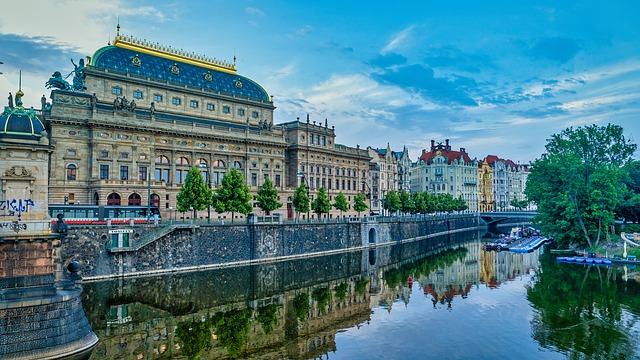 Εθνικό Θέατρο της Πράγας