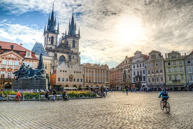 Πλατεία της Παλιάς Πόλης