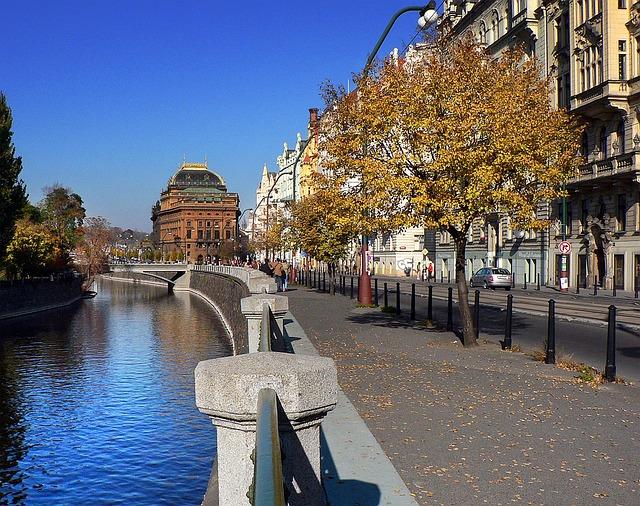 Φωτογραφική ξενάγηση στην Πράγα