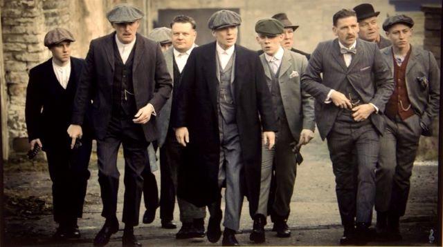 Ποιοι ήταν οι πραγματικοί Peaky Blinders
