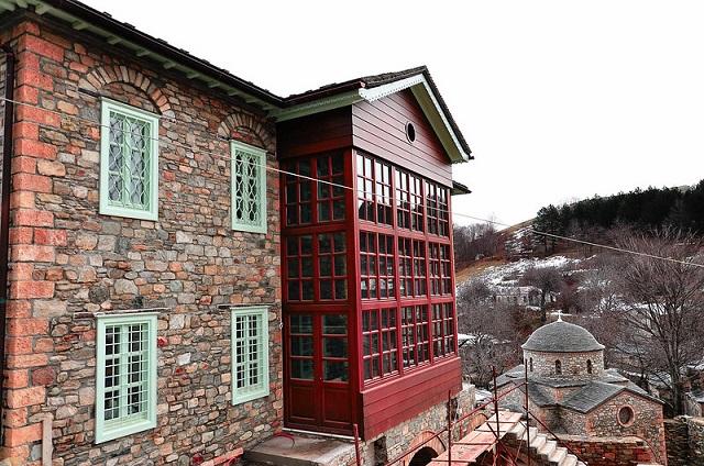 Νυμφαίο, ο ορεινός παράδεισος της δυτικής Μακεδονίας