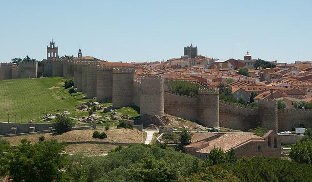 Άβιλα, Ισπανία