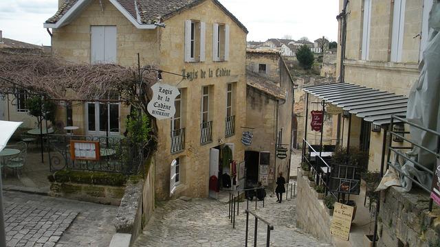 Saint-Émilion, Γαλλία