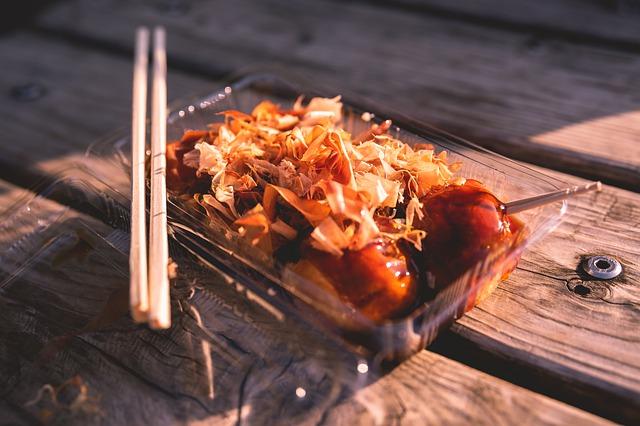 Takoyaki – Ιαπωνία