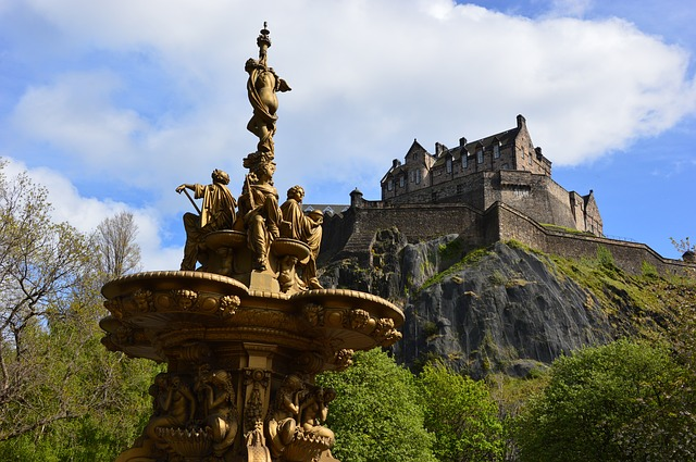 κάστρο της Σκωτίας