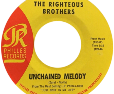 Unchained Melody: Το εμπορικότερο τραγούδι