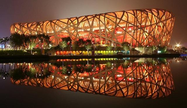 εθνικό στάδιο Πεκίνο