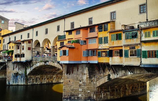 Γιατί πρέπει να ταξιδέψετε στην Φλωρεντία;-Γέφυρα