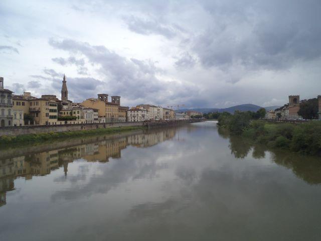 Γιατί πρέπει να ταξιδέψετε στην Φλωρεντία;-Ποταμός Αρνός