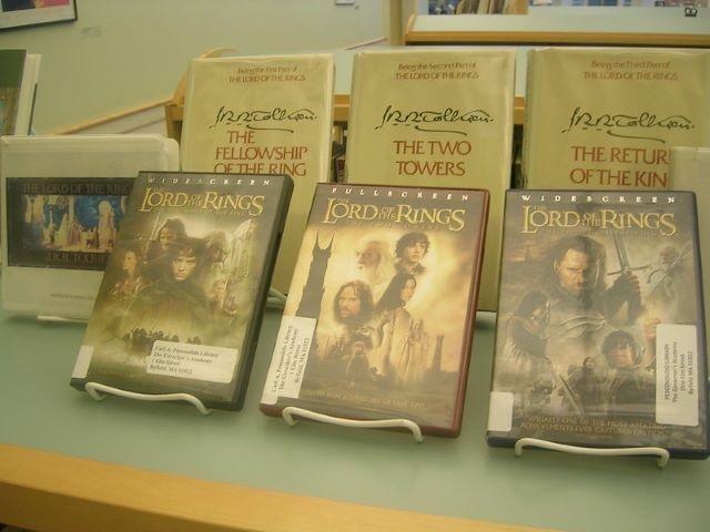 Τα βιβλία με τις περισσότερες πωλήσεις παγκοσμίως - Βιβλία Άρχοντας των Δαχτυλιδιών