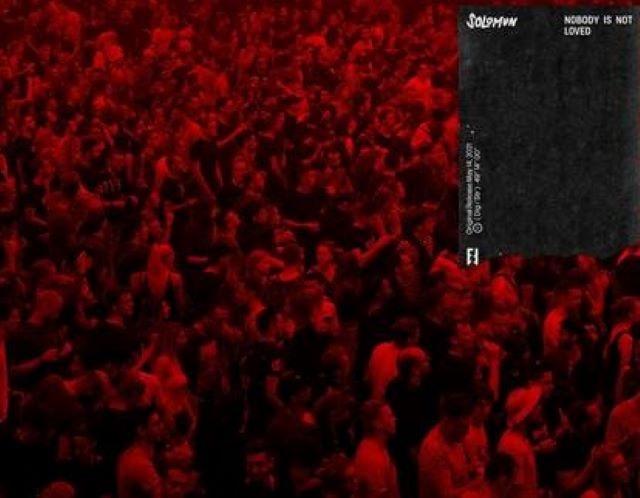 Νέο άλμπουμ: Solomun - Nobody Is Not Loved