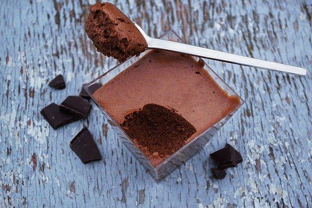 Σοκολατοαπολαύσεις μέσα από διάφορες φωτογραφίες - Μους Σοκολάτας