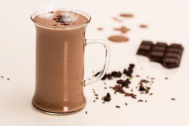 Σοκολατοαπολαύσεις μέσα από διάφορες φωτογραφίες - Ρόφημα ζεστής σοκολάτας