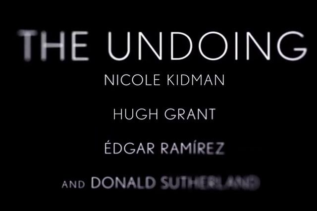 The Undoing: Η πολυσυζητημένη σειρά μυστηρίου