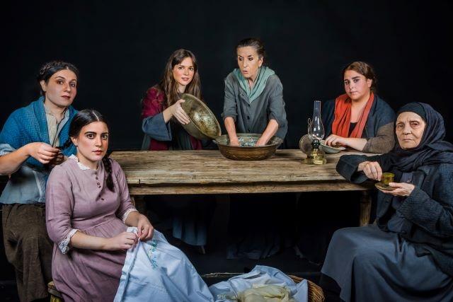 Γυναίκες του Παπαδιαμάντη - Online Streaming