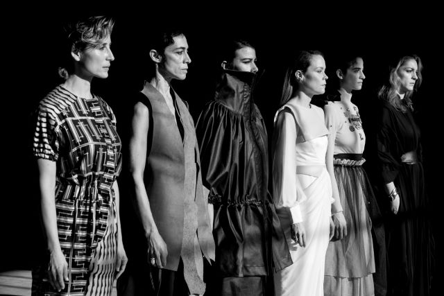 Morphés: Η φωτογράφιση έξι γνωστών ηθοποιών
