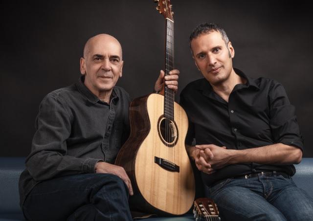 Περίδης - Ανδρουλιδάκης: Με 2 κιθάρες