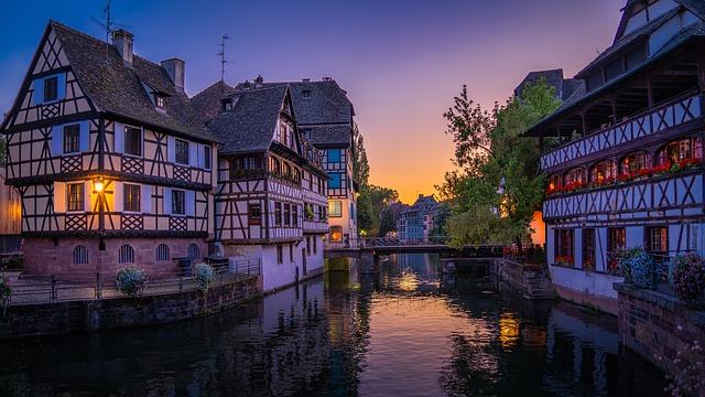 Το γραφικό Στρασβούργο της Γαλλίας