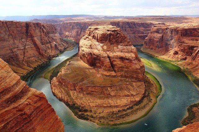 Γκραντ Κάνυον: Το Μεγάλο Φαράγγι στην Αριζόνα - Horseshoe