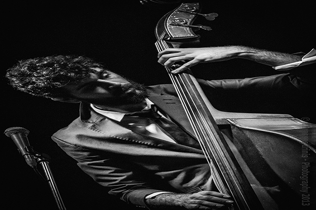 Streaming live sessions από το Half Note Jazz Club - Πέτρος Κλαμπάνης