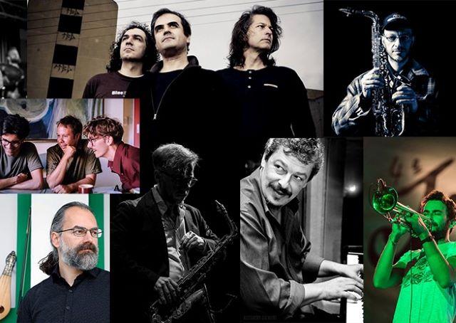 Streaming live sessions από το Half Note Jazz Club