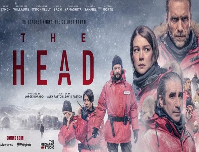 The Head, μία σειρά μυστηρίου με φόντο την Ανταρκτική