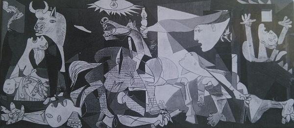 Γνωστά έργα τέχνης και η ιστορία τους - Γκερνίκα