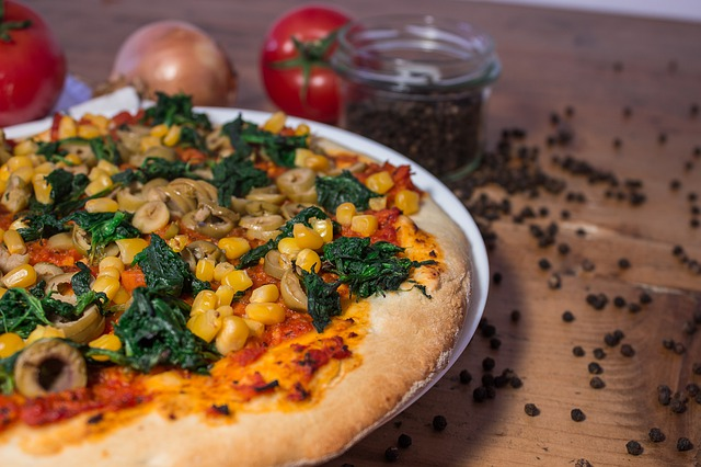 Τέσσερα υπέροχα χορτοφαγικά-βίγκαν πιάτα - Πίτσα
