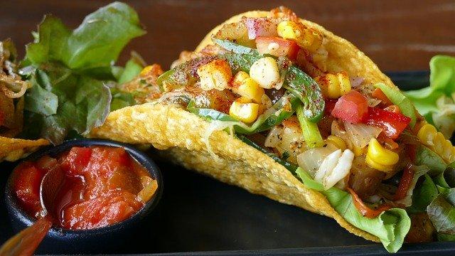 Τέσσερα υπέροχα χορτοφαγικά-βίγκαν πιάτα - Τάκος
