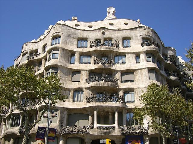 Βαρκελώνη: Η ομορφότερη πόλη της Ισπανίας - Αρχιτεκτονική