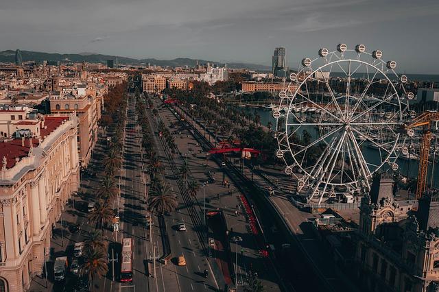 Βαρκελώνη: Η ομορφότερη πόλη της Ισπανίας - Ρόδα