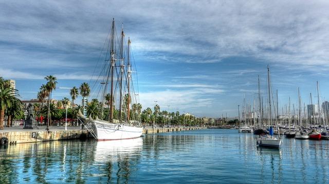 Βαρκελώνη: Η ομορφότερη πόλη της Ισπανίας - Λιμάνι