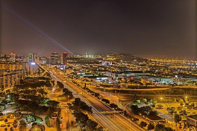 Βαρκελώνη: Η ομορφότερη πόλη της Ισπανίας - Νύχτα