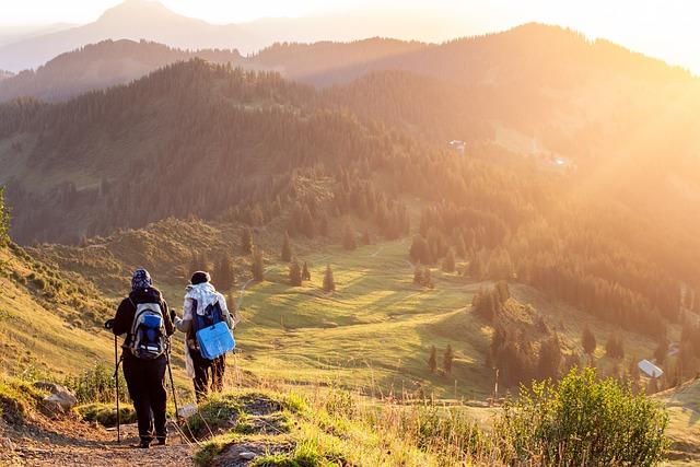 Οι πιο γνωστές μορφές εναλλακτικού τουρισμού - Ορειβατικός