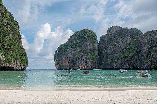Οι διασημότερες παραλίες του κόσμου - Ταϊλάνδη